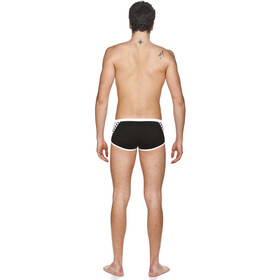 arena Team Stripe Short taille basse Homme, black-white